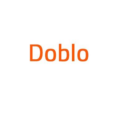 Fiat Doblo autó izzó