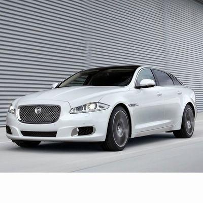 Autó izzók bi-xenon fényszóróval szerelt Jaguar XJ (2010-2014)-hez