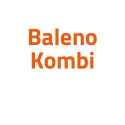 Suzuki Baleno Kombi autó izzó