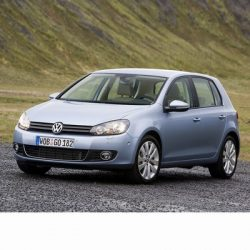 For Volkswagen Golf VI (2009-2013) with Bi-Xenon Lamps
