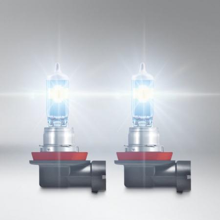 Emelt fényű, emelt színhőmérsékletű H11 izzó