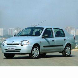 Autó izzók két halogén izzóval szerelt Renault Thalia (1999-2002)-hoz