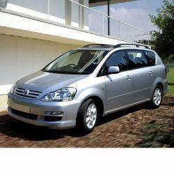 Autó izzók halogén izzóval szerelt Toyota Avensis Verso (2001-2009)-hoz