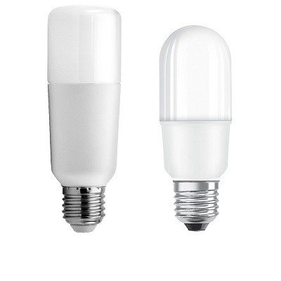 Henger alakú E27 LED