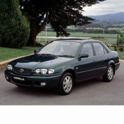 Autó izzók halogén izzóval szerelt Toyota Corolla Sedan (1999-2002)-hoz