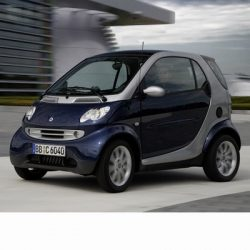 For Smart Fortwo (2002-2007) with Halogen Lamps