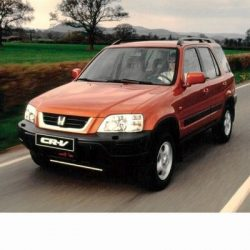For Honda CR-V (1995-2001) with Halogen Lamps