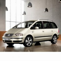 For Volkswagen Sharan (2001-2010) with Halogen Lamps