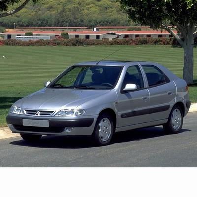 Autó izzók halogén izzóval szerelt Citroen ZX (1991-1998)-hez