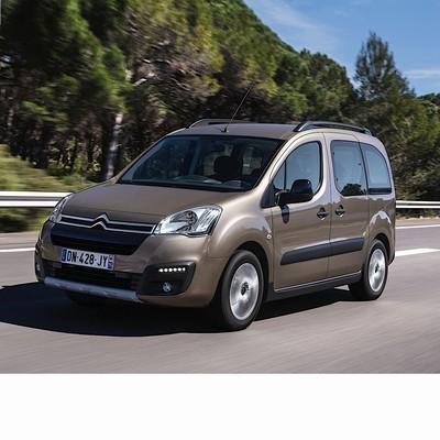 Autó izzók halogén izzóval szerelt Citroen Berlingo (2015-2018)-hoz