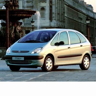Autó izzók halogén izzóval szerelt Citroen Xsara Picasso (1999-2004)-hoz