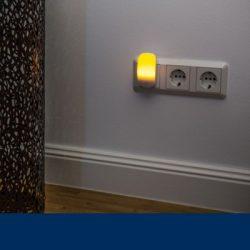Müller Licht éjszakai LED lámpa