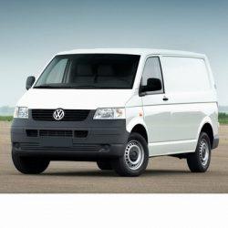 Autó izzók két halogén izzóval szerelt Volkswagen Transporter T5 (2003-2009)-höz