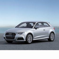 Autó izzók a 2012 utáni ledes fényszóróval szerelt Audi A3-hoz