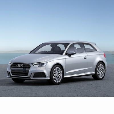 Autó izzók LED-es fényszóróval szerelt Audi A3 (2017-2020)-hoz