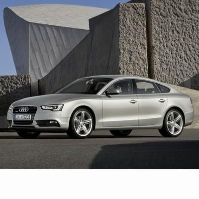Autó izzók a 2012 utáni halogén izzóval szerelt Audi A5 Sportback (8TA)-hez