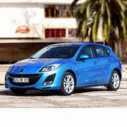 Autó izzók bi-xenon fényszóróval szerelt Mazda 3 (2008-2011)-hoz