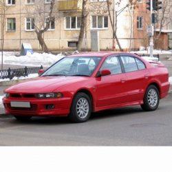 Autó izzók halogén izzóval szerelt Mitsubishi Galant (1996-2004)-hoz