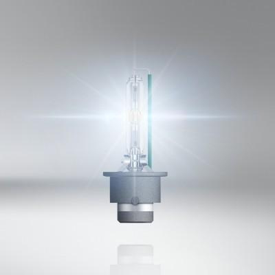 Emelt fényű, emelt színhőmérsékletű D4S Xenon