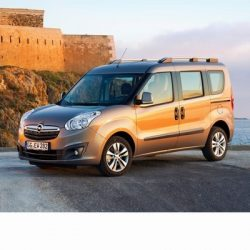 Autó izzók a 2012 utáni halogén izzóval szerelt Opel Combo-hoz