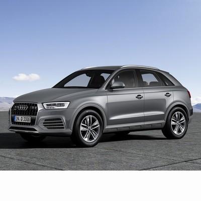 Autó izzók a 2015 utáni bi-xenon fényszóróval szerelt Audi Q3-hoz