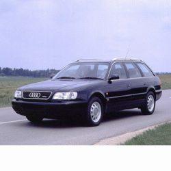 Autó izzók xenon izzóval szerelt Audi A6 Avant (1994-1997)-hoz