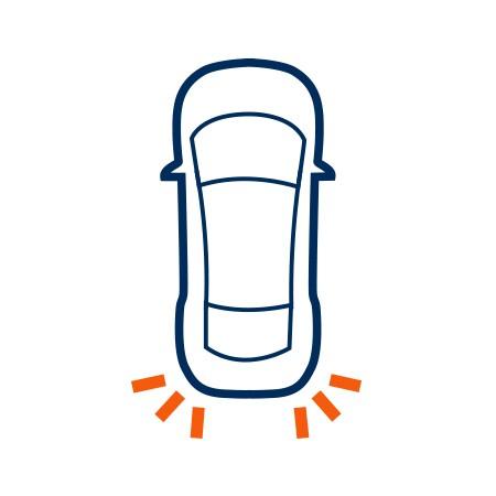 Hátsó irányjelző izzó Citroen DS3 Cabrio (2014-2016)-hoz