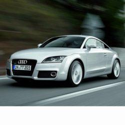Audi TT (8J3) 2006 autó izzó