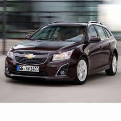 Autó izzók a 2012 utáni halogén izzóval szerelt Chevrolet Cruze Kombi-hoz