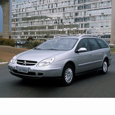 Autó izzók halogén izzóval szerelt Citroen C5 Break (2001-2005)-hez