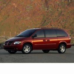For Dodge Caravan (2000-2007) with Halogen Lamps