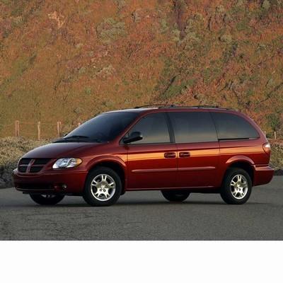 Autó izzók halogén izzóval szerelt Dodge Caravan (2000-2007)-hoz