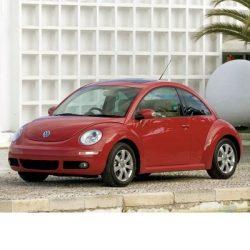 Autó izzók halogén izzóval szerelt Volkswagen New Beetle (1998-2005)-höz