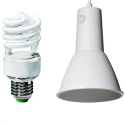 Plant Reflector Compact Fluorescent Lamps