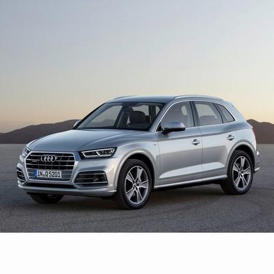 Autó izzók a 2017 utáni LED-es fényszóróval szerelt Audi Q5-höz