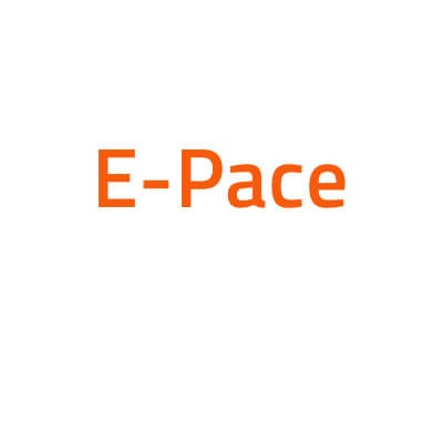 Jaguar E-Pace autó izzó