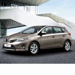 Autó izzók a 2012 utáni halogén izzóval szerelt Toyota Auris-hoz