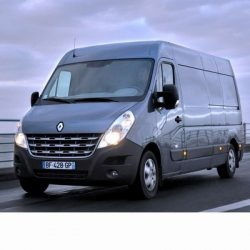 For Renault Master after 2010 with Halogen Lamps