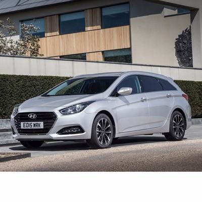 Autó izzók halogén izzóval szerelt Hyundai i40 Kombi (2016-2019)-hoz