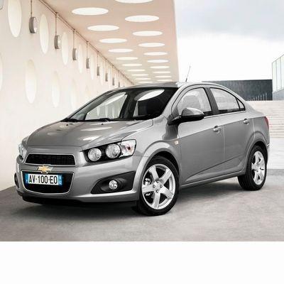Autó izzók a 2011 utáni halogén izzóval szerelt Chevrolet Aveo Sedan-hoz
