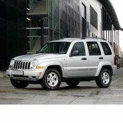 Jeep Cherokee (2001-2008) autó izzó