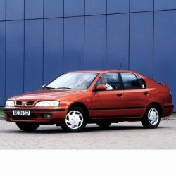 Nissan Primera (1995-2002) autó izzó