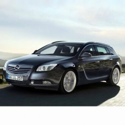 For Opel Insignia Kombi (2009-2013) with Halogen Lamps