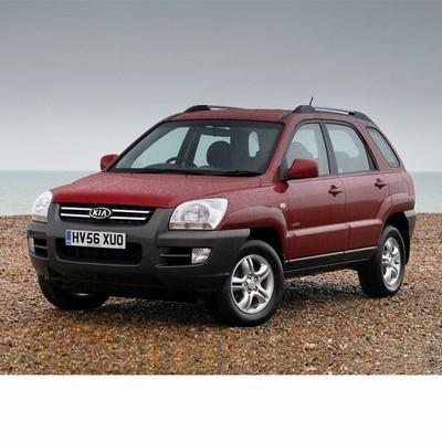 Autó izzók halogén izzóval szerelt Kia Sportage (2004-2010)-hez