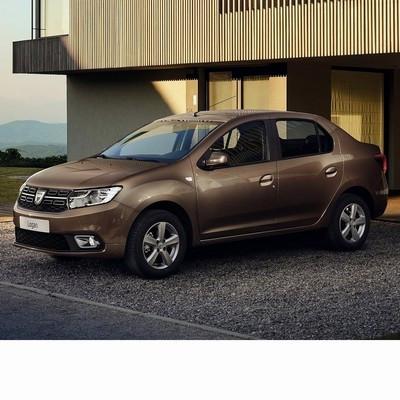 Autó izzók a 2017 utáni halogén izzóval szerelt Dacia Logan-hoz