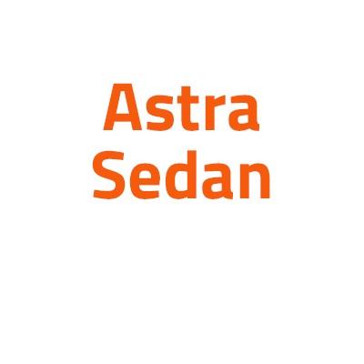 Opel Astra Sedan autó izzó