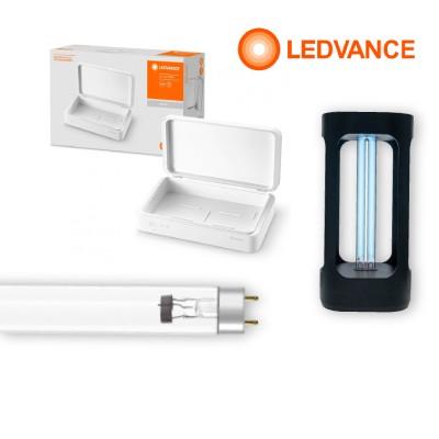 Ledvance UV-C fertőtlenítő lámpa és fényforrás