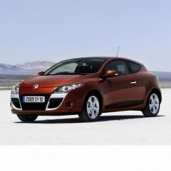Autó izzók a 2008 utáni xenon izzóval szerelt Renault Megane Coupe-hoz