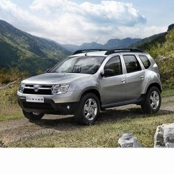 For Dacia Duster after 2010 with Halogen Lamps