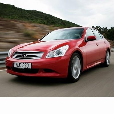 Autó izzók xenon izzóval szerelt Infiniti G Sedan (2006-2013)-hoz